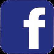 Facebook social media icon for Alut