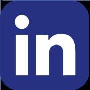 Linkedin social media icon for Alut